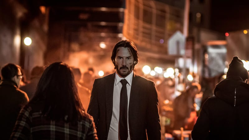 Illustration for article titled John Wick: Chapter 3 gets a suitably violent new working title