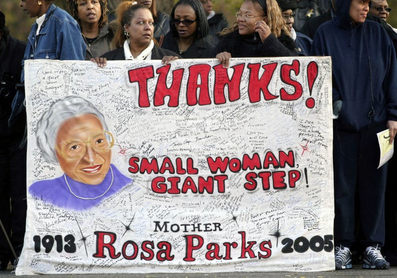 Illustration for article titled Library of Congress to Receive Hundreds of Rosa Parks' Personal Items