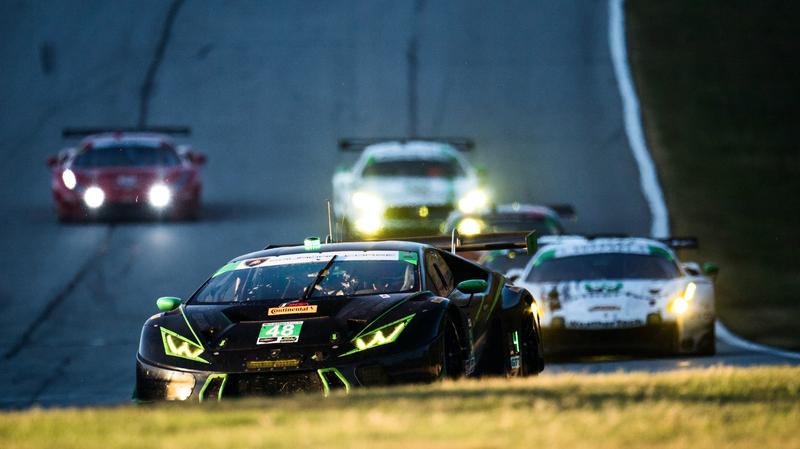 Illustration for article titled Lamborghini Wins First IMSA GTD Title at Petit Le Mans