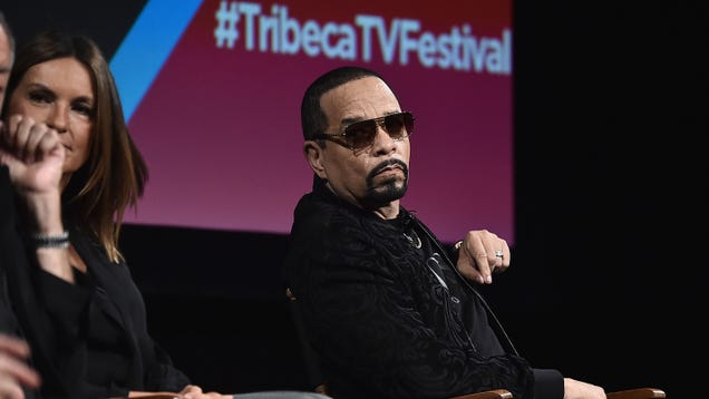 Ice-T's never eaten a bagel and doesn't give a fuck if that bothers you