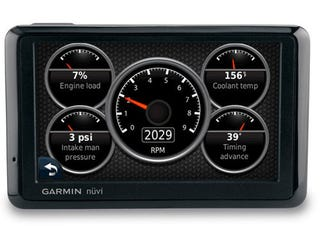 Illustration for article titled Garmin EcoRoute HD: First Photos