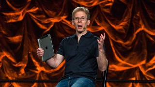 Illustration for article titled Why John Carmack Isn't Eager for Next Gen