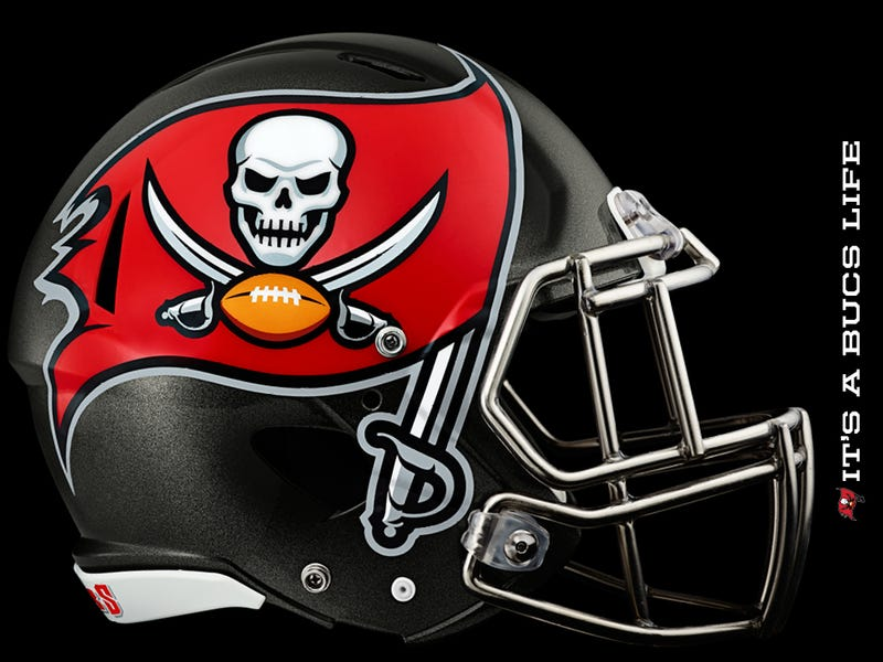 Illustration for article titled The New Tampa Bay Buccaneers Logo Is Basically An Angrier Skull