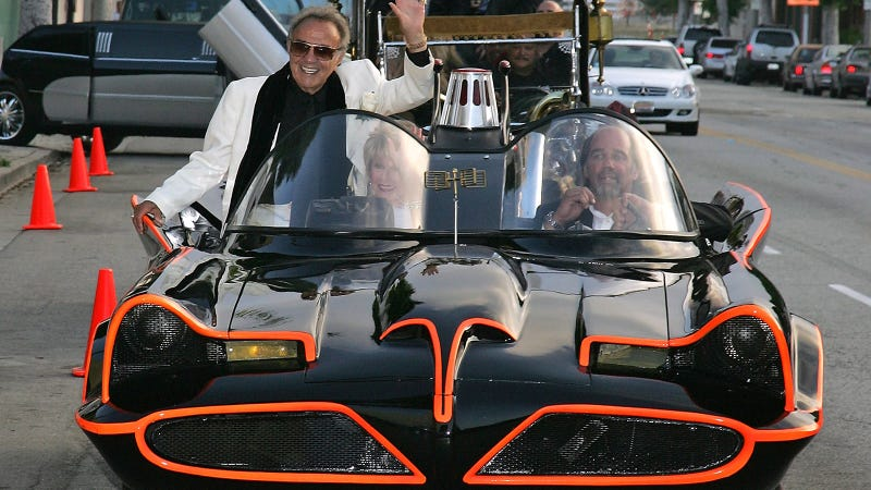 Illustration for article titled George Barris, Designer Of The Original Batmobile, Reportedly Passes Away