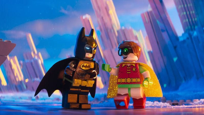 Lego Batman (Image: Warner Bros.)