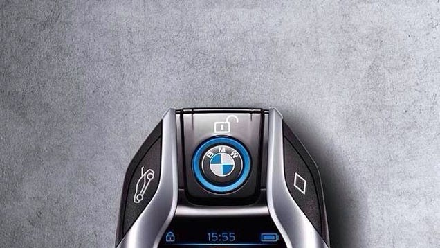 Bmw Car Keys Replacement Cost