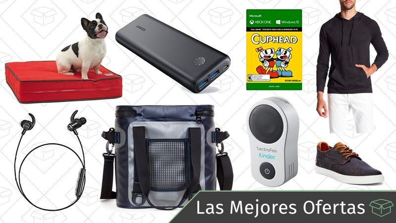 Illustration for article titled Las mejores ofertas de este miércoles: Clear the Rack, neveras RTIC, auriculares Bluetooth y más