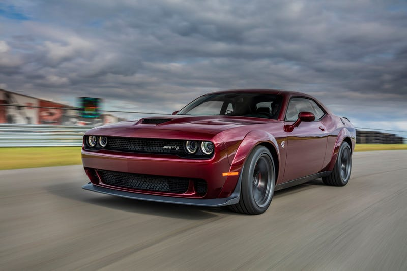 Illustration for article titled The Dodge Challenger Could be the Canadian Nissan GT-R