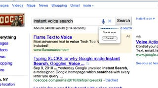 Illustration for article titled Speechify for Chrome Adds a Search-by-Voice Button to Major Sites