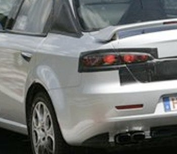 Illustration for article titled Spy Photos: Alfa Romeo 159 GTA, For Real?