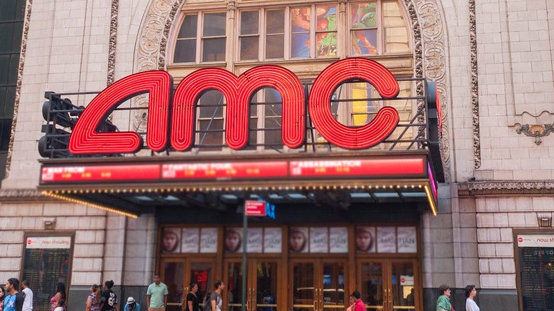 Rant Time: AMC Theatres Is Tweeting About How It Should Get