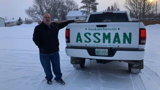 Illustration for article titled They should have just given Dave Assman the vanity plate