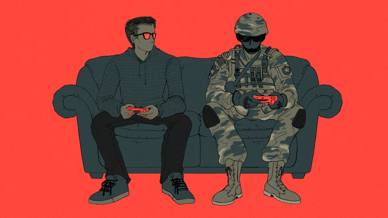 8b039230e51 The U.S. Army Has A New Plan To Recruit Gamers