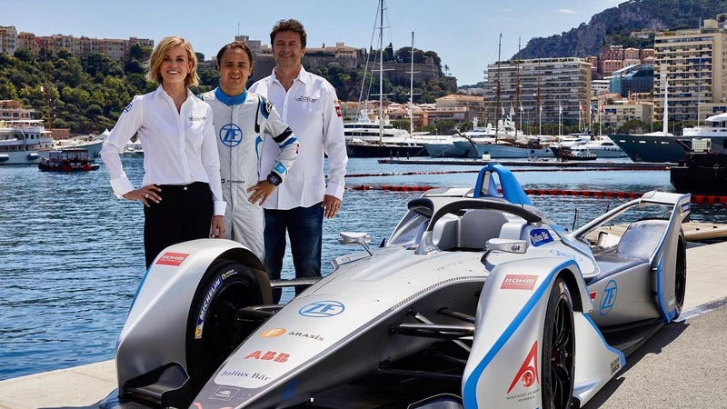 Illustration for article titled Former F1 Test Driver Susie Wolff Becomes Formula E Team Boss