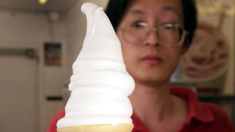 Illustration for article titled Dairy Queen gives away free summer cones ... at a price