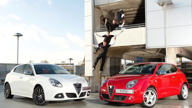 Illustration for article titled There's Still Plenty Of Front-Wheel Drive In Alfa Romeo's Future