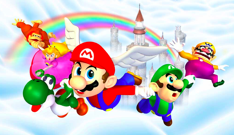 Illustration for article titled Mario Party, A Game For People Who Want To Watch The World Burn