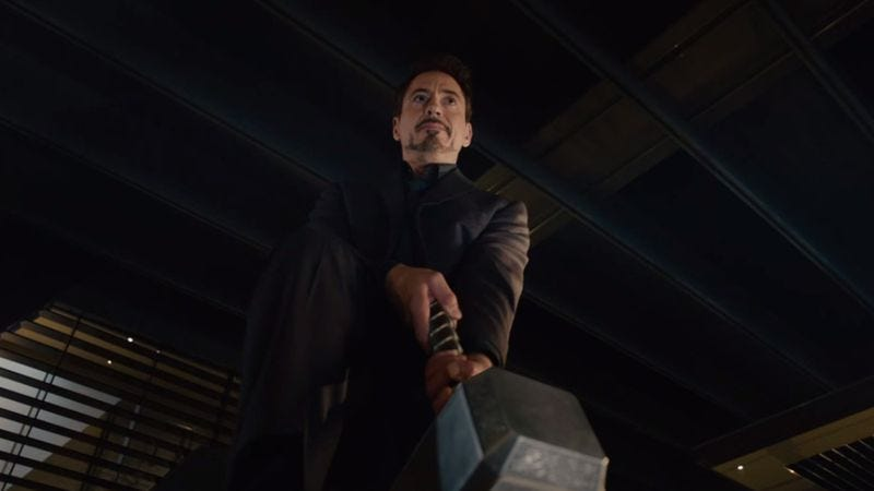 Read This: Let science explain why people can't pick up Thor's hammer