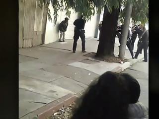 Screenshot from the Instagram video of the shooting@daniggahotvia Instagram