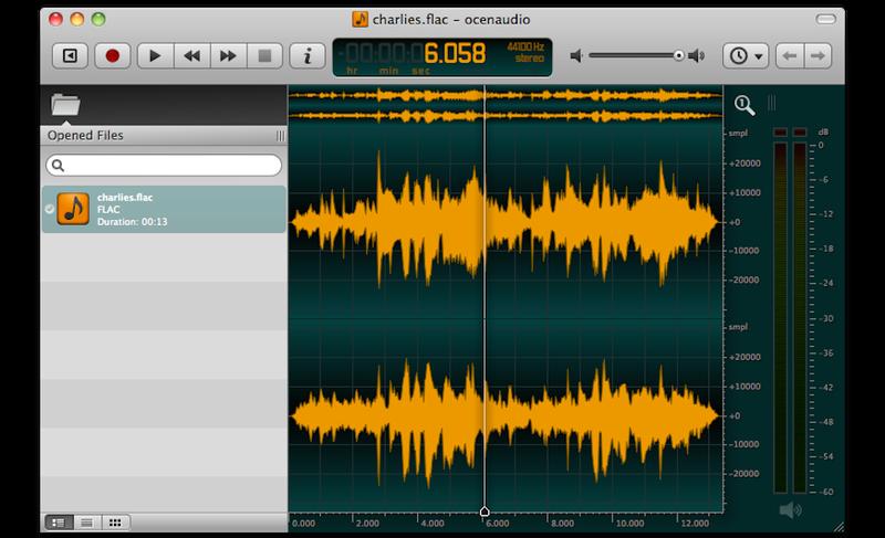 аудиоредактор на Mac - фото 10