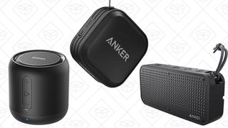 Anker SoundCore Sport XL   $42   AmazonAnker SoundCore Sport   $25   AmazonAnker SoundCore Mini   $17   Amazon