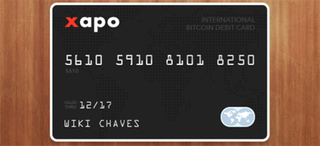 Illustration for article titled This Bitcoin Card Could Make Virtual Money Mainstream