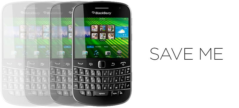 Illustration for article titled BlackBerry Death Rattle: We're Bringing Back the Bold