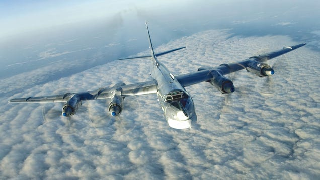 Inside The Russian Bomber That's Been Flying America's Coastline