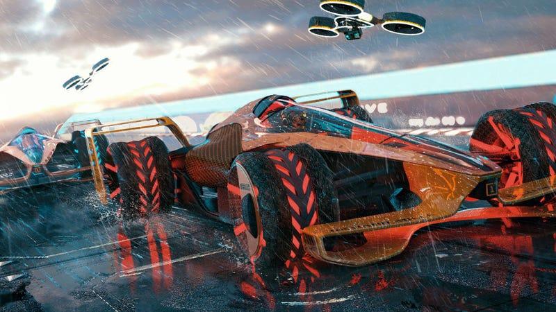 Imagen: McLaren.