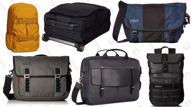 Commute In Style With Amazon s One-Day Timbuk2 Sale