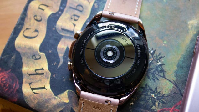 The Samsung Galaxy Watch 4 Might Measure Body Composition