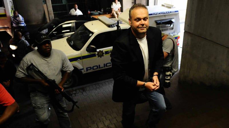 Illustration for article titled Police Arrest Man Connected To Porsche Tuner Uwe Gemballa's Murder