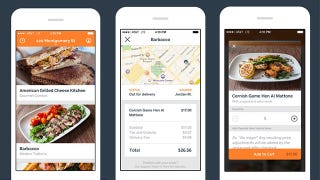 Square's New Food Delivery App Wants to Eat Seamless' Lunch