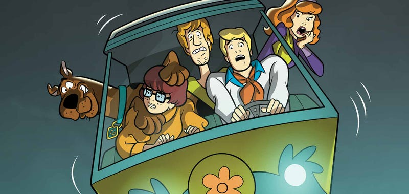 Illustration for article titled Late Afternoon/Evening Open Thread- Zoinks!