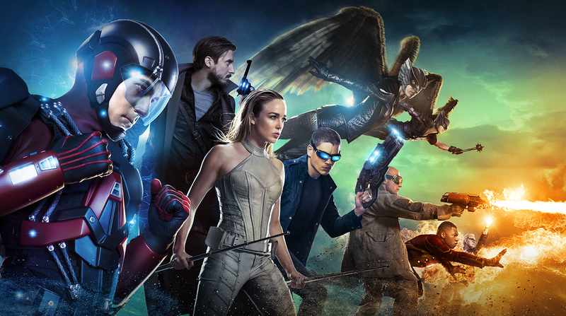 CW's The Legends of Tomorrow