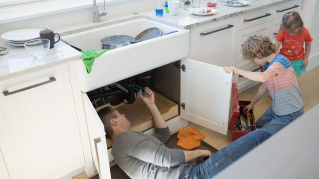 Teach Your Kid to Fix Stuff Around the House
