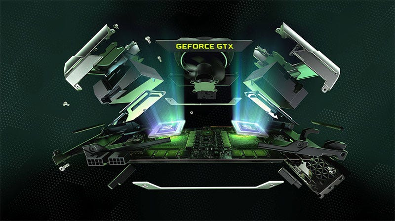 Illustration for article titled Six Generations Of Nvidia GeForce Graphics Compared