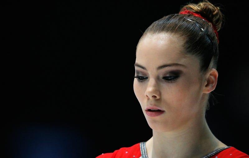Vault gymnastics mckayla maroney Judges Deadspin Return Of The Meme Mckayla Maroney Vaults Again