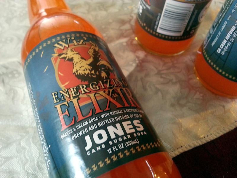 Illustration for article titled Final Fantasy XV's Wiz's Energizing Elixir Is Orange Death In A Bottle