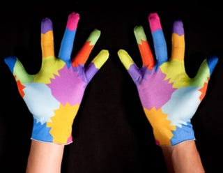 Illustration for article titled These Technicolor Dream Hands Could Revolutionize UI