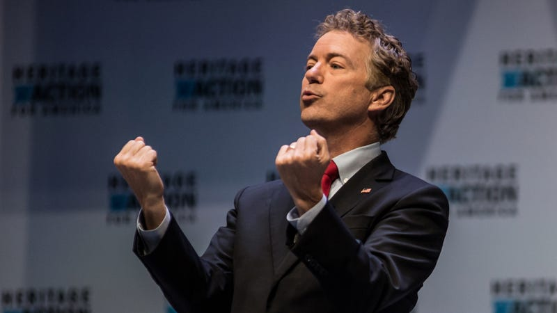 Illustration for article titled Comment Of The Day: You Sure You Want To Stand With Rand? Edition