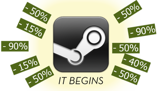 Illustration for article titled The Steam Summer Sale Starts Now