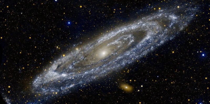 Descubren que la Vía Láctea es mucho más grande de lo que se creía