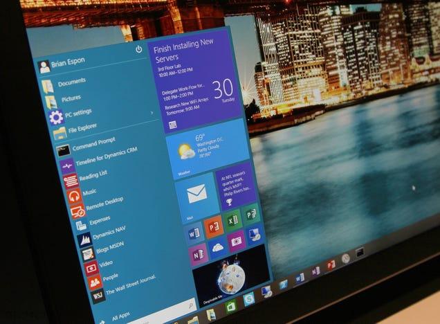 Cómo personalizar Windows10