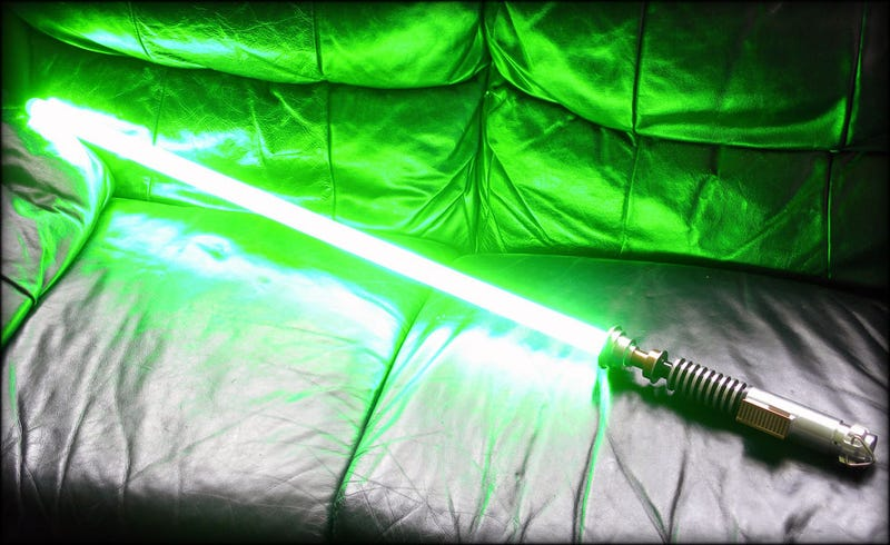 The Blade Is Ridiculously Bright And Lights Up In An Instant, The Handle Is  Gorgeous And Beautifully Constructed, I Mean, Everything About This  Lightsaber ...