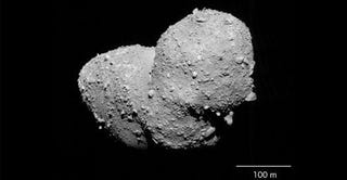 Illustration for article titled Hayabusa Probe Has Successfully Brought Back First Asteroid Dust to Earth