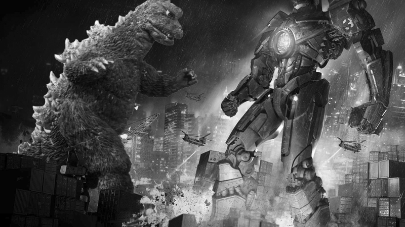 Illustration for article titled Guillermo Del Toro Wants Pacific Rim 3 to Have Godzilla as a Guest Star