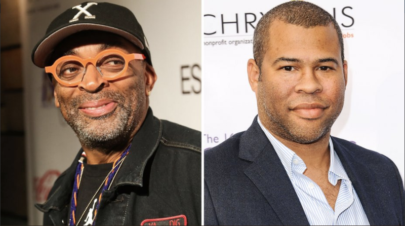 Spike Lee, Jordan Peele Team Up on KKK Crime Thriller 'Black Klansman'