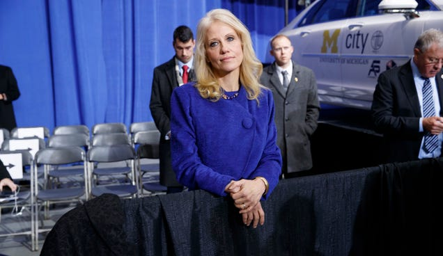 Why Did Kellyanne Conway Consult For America s Top Science Organization?