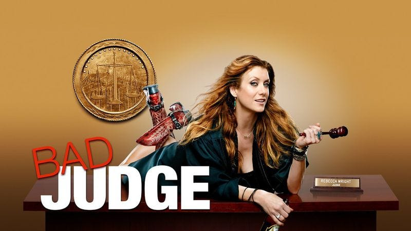Illustration for article titled NBC's Bad Judge has lost its showrunner